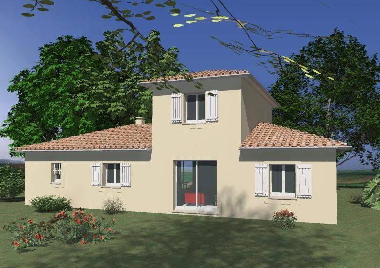 Maison � �tage 4 chambres