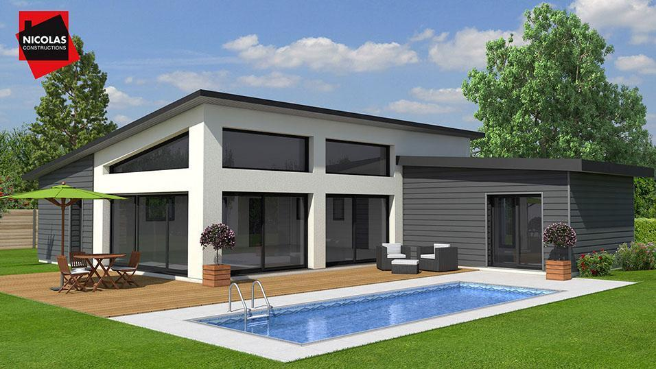 Construction maison Gironde 2081341
