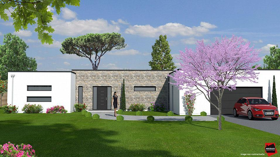 Construction maison Gironde 2081342
