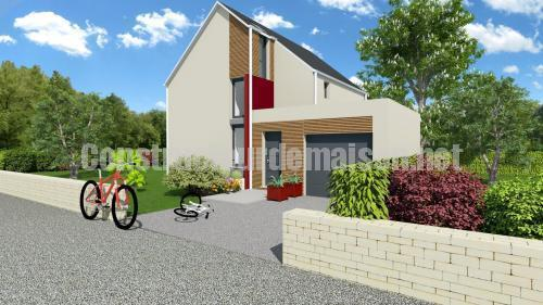 Plan maison 70m2 ou plus gratuit tage ou plain pied for Petit garage paris