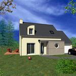 Construction maison Morbihan 31581