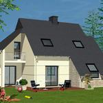 Construction maison Morbihan 31582